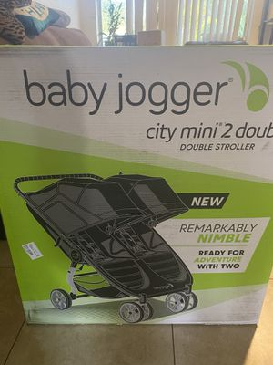 Double stroller Baby Jogger (NEW) for Sale in Pompano Beach, FL