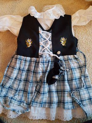 Dirndl dress 80cm for Sale in Gainesville, VA