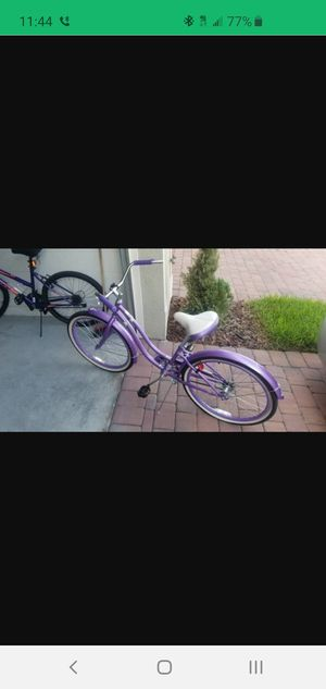 Girls cruiser bike for Sale in Kissimmee, FL