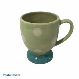 Southern Living at Home GAIL PITTMAN Provence Polka Dot Mugs (Set Of 4) for Sale in Ashland City, TN