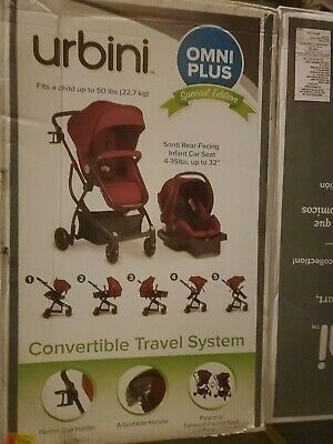 **NEW**Urbini car seat stroller duo for Sale in Grants Pass, OR