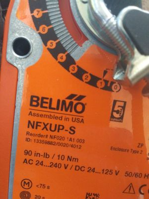 Belimo. NFXUP-S for Sale in Portland, OR