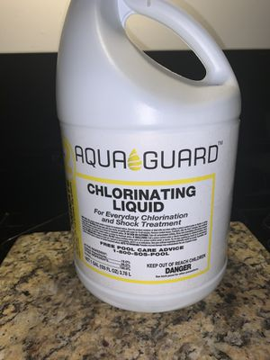 SWIMMING POOL CHLORINE for Sale in Fresno, CA