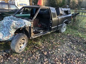97 Chevy s10 part out for Sale in Snohomish, WA
