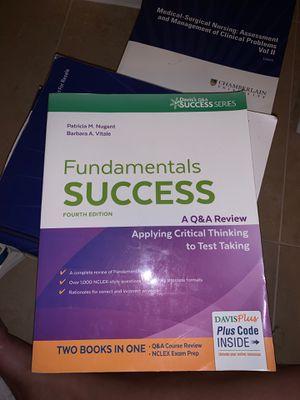 Davis's Fundamentals Success fourth edition for Sale in Boca Raton, FL
