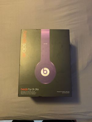 Beats solo HD for Sale in Tampa, FL