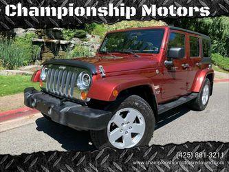 2007 Jeep Wrangler for Sale in Redmond,  WA