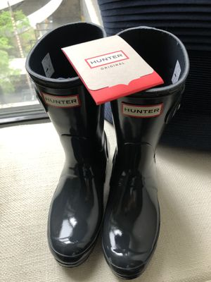 Rain boots, size 7 (like new!) for Sale in Chicago, IL