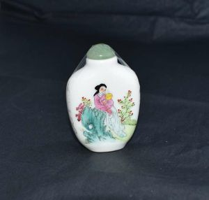 Vintage Chinese antique snuff bottle for Sale in Lake Elsinore, CA