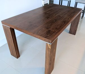 Wood Rectangular Dining Table for Sale in Miami, FL
