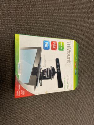 Kinect mount wii ps3 mount new for Sale in Seattle, WA