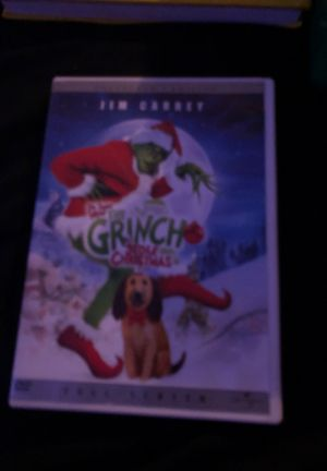 The grinch original movie !!!! Cheap for Sale in Chula Vista, CA