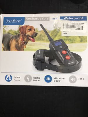 PetTech Remote Dog Collar (2 collars) for Sale in Nashville, TN