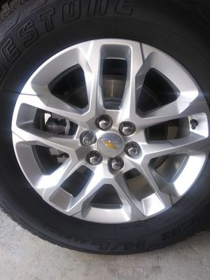 18 inch rims and tires for Sale in Port St. Lucie, FL
