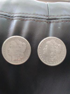 1878,1879 silver dollar for Sale in Salt Lake City, UT