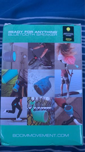 Bluetooth speaker for Sale in West Covina, CA
