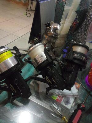 (3) Shimano Reels for Sale in Fort Pierce, FL