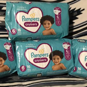 Pampers Cruisers Bundle for Sale in Fillmore, IL