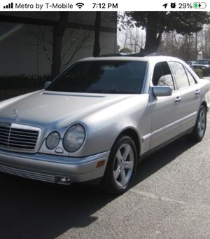 1997 Mercedes Benz E-320... (PARTING OUT)!! for Sale in Everett, WA