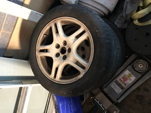 5x100 subaru wheels for Sale in Gaithersburg, MD