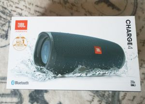 JBL Charge 4 Bluetooth Speaker for Sale in West Hollywood, CA