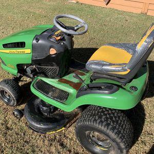 John Deere L120 Riding Lawn Mower for Sale in Dacula, GA