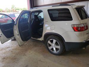 2011 gmc acadia parts parts parts for Sale in Arlington, TX