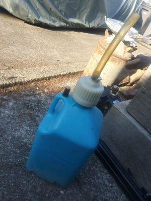Dirt bike gas can for Sale in Enumclaw, WA