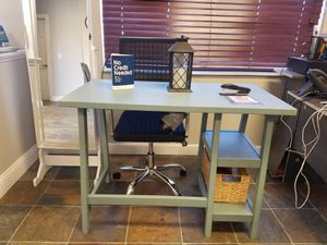 159 New TEAL DESK for Sale in Oviedo, FL