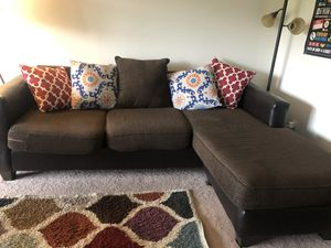 Sectional couch for Sale in Ypsilanti, MI
