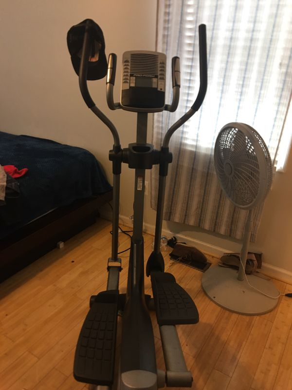 Proform elliptical machine