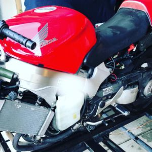 1999 Honda VFR800 Fi Vfour cyl. interceptor parts for sale many items for Sale in Murrieta, CA