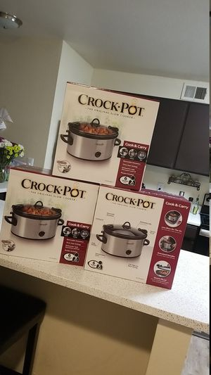 Crock Pot The Original Slow Cooker for Sale in Phoenix, AZ