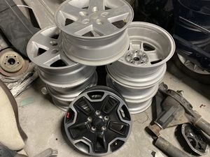2017 Jeep Wrangler parts for Sale in Modesto, CA