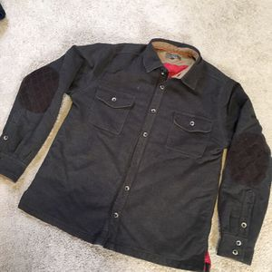 J.L Powell Button up jacket - Size L for Sale in Rockville, MD