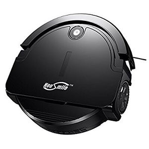 Housmile Robotic Vacuum Cleaner with Drop-Sensing Technology and Powerful Suction, for Hard Floor and Thin Carpet for Sale in Philadelphia, PA