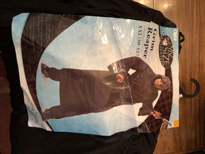 Halloween costume new size look at pictures pick up only Hilliard area for Sale in Hilliard, OH