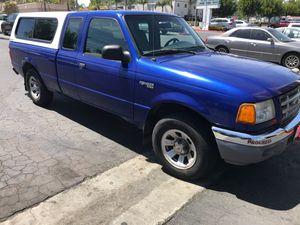 2003 Ford Ranger estandar título limpio 131 000 millas motor 3.0 vidrios electricos for Sale in Vista, CA