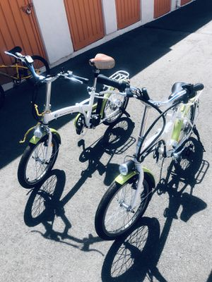 """20"""" Electric~FOLDING ~ BIKE $250 ~PARTS for Sale in Inglewood, CA"""