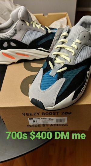 Yeezy Boost 700 'Wave Runner' sz 9.5 New for Sale in Lorton, VA