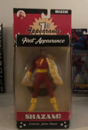 Shazam 1st Appearance Collector action figure for Sale in Rialto, CA