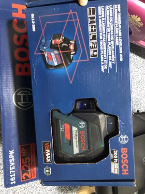 Bosch visimax for Sale in Jersey City, NJ