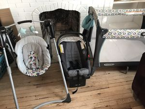 Graco Baby Set for Sale in Detroit, MI