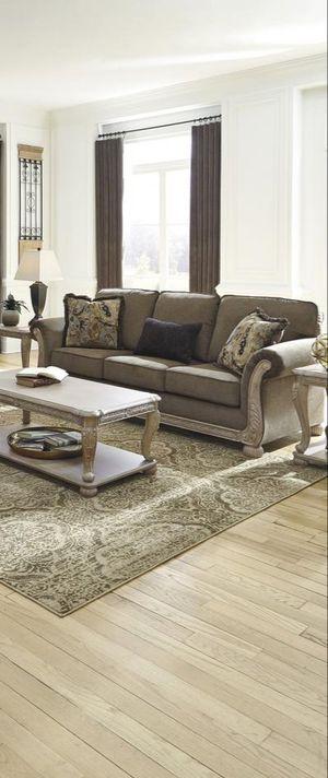 💯Richburg Coffee Living Room Set byAshley for Sale in Brooklyn, MD