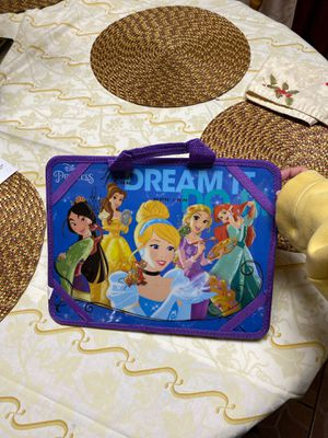Disney princess kids lap desk for Sale in Norwalk, CA