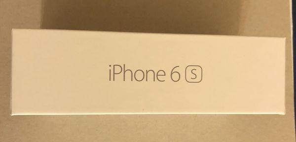 iPhone 6s Gray 64gb