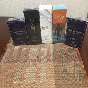 Jafra Perfumes Para Caballero for Sale in Orange, CA