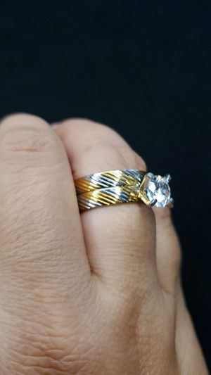 Stainless steel ring $25 size 8 for Sale in Los Angeles, CA