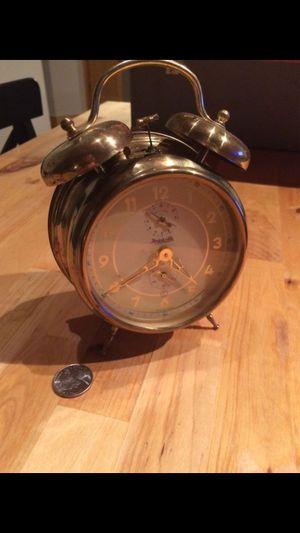 Vintage German Forestville Alarm Clock for Sale in Woodway, WA