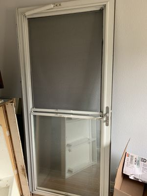 Screen door for Sale in McChord Air Force Base, WA